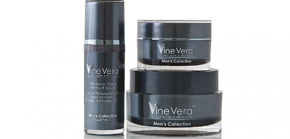 Vine Vera Resveratrol Men's collection