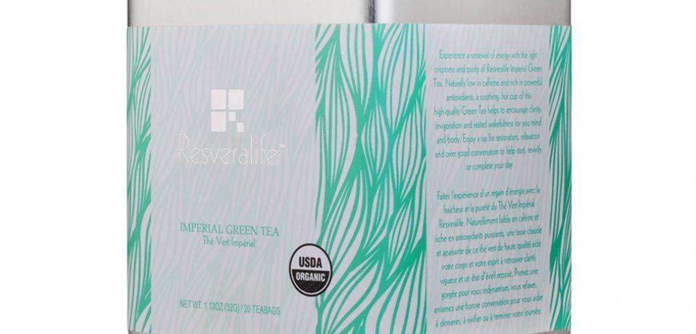 Resveralife Green Tea