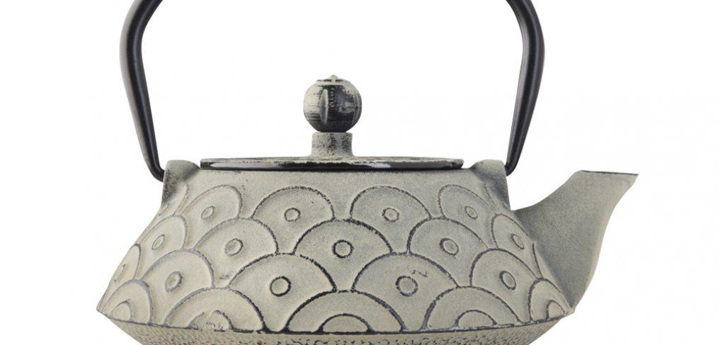 Resveralife Cast Iron Teapot Empress of China