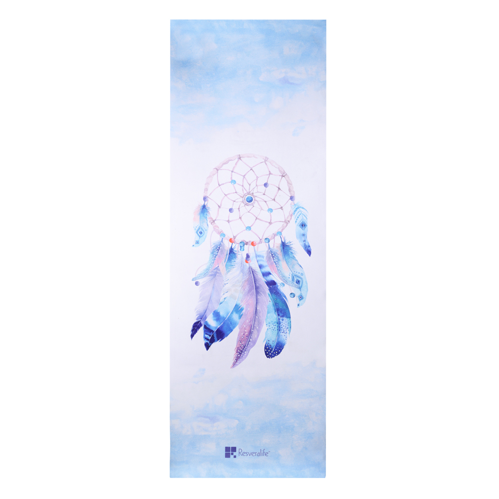 Resveralife Yoga Mat Dream Catcher
