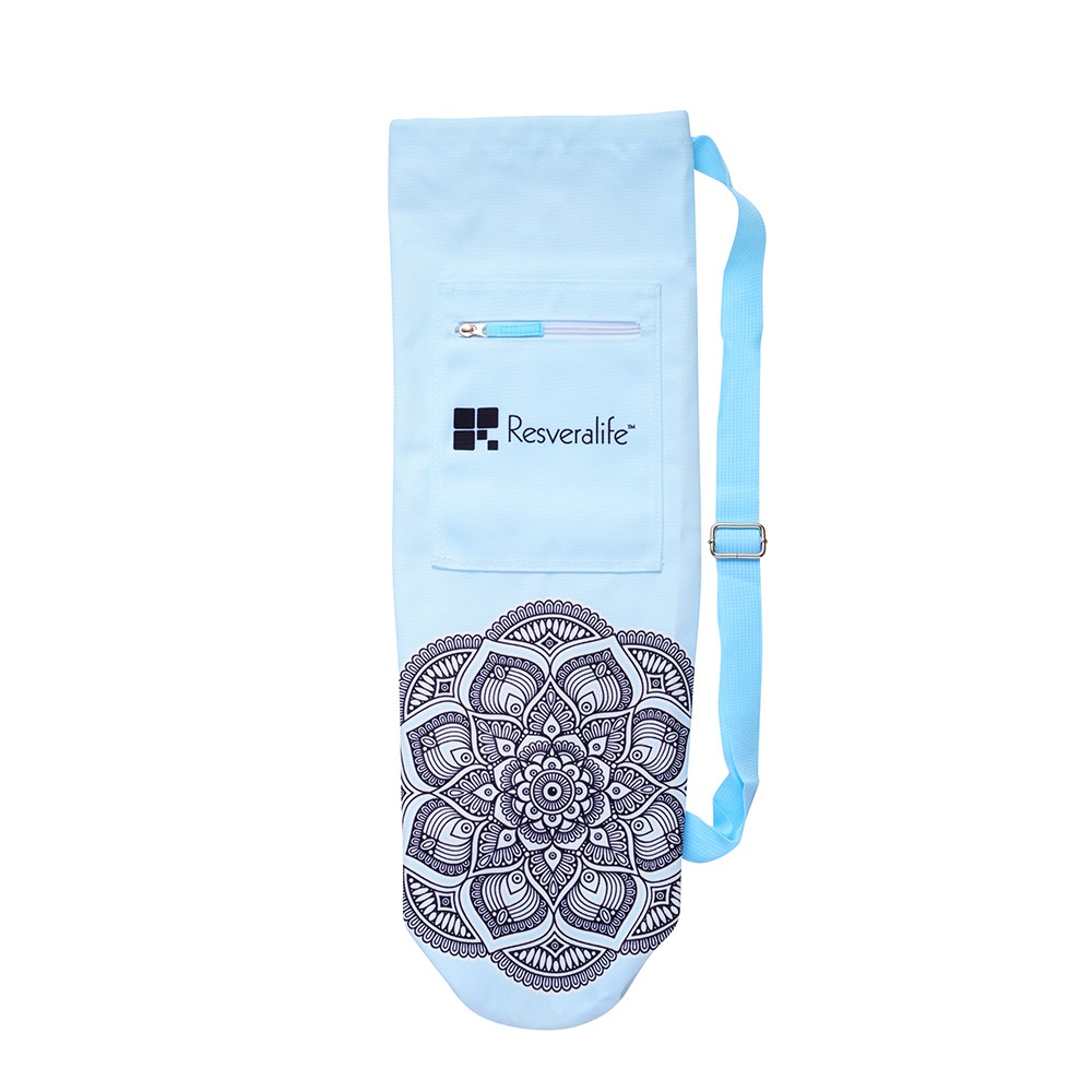Resveralife Yoga Bag Blue