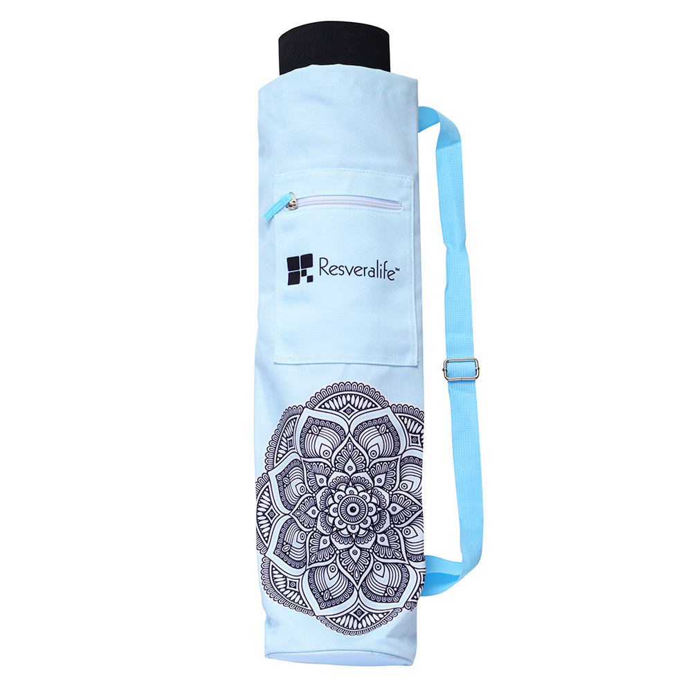 Resveralife Yoga Bag Blue
