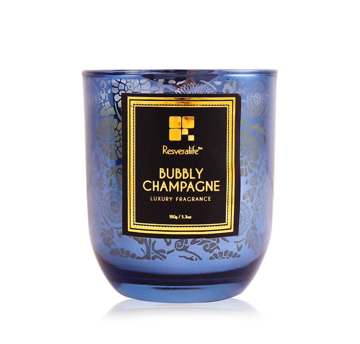 Resveralife Bubbly Champagne Candle