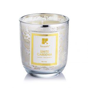 Resveralife White Gardenia Candle
